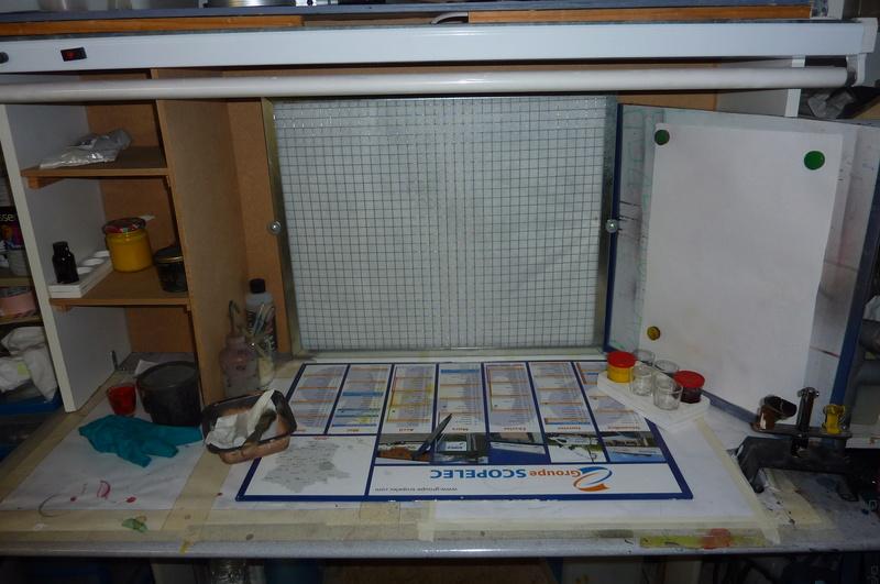 cabine de peinture  01113