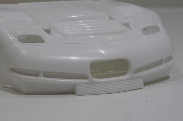 corvette c5-r  le mans 2001 75910