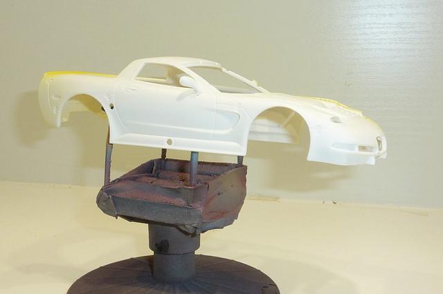 corvette c5-r  le mans 2001 81810