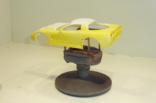 corvette c5-r  le mans 2001 82010