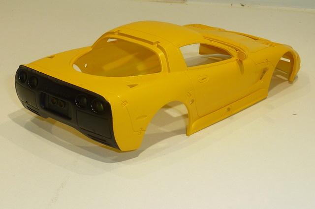 corvette c5-r  le mans 2001 82410