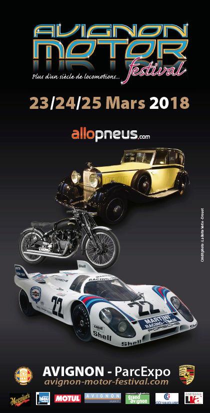 Avignon Motor Festival 2018 Une10