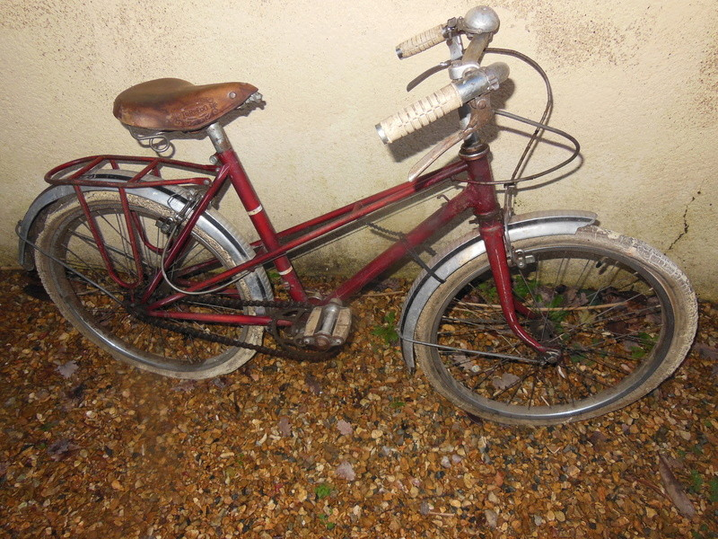 Vélo enfant 450-A ('60) 00127