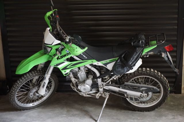Laurent60 - Ma moto verte : 250 KLX  Kakawe10