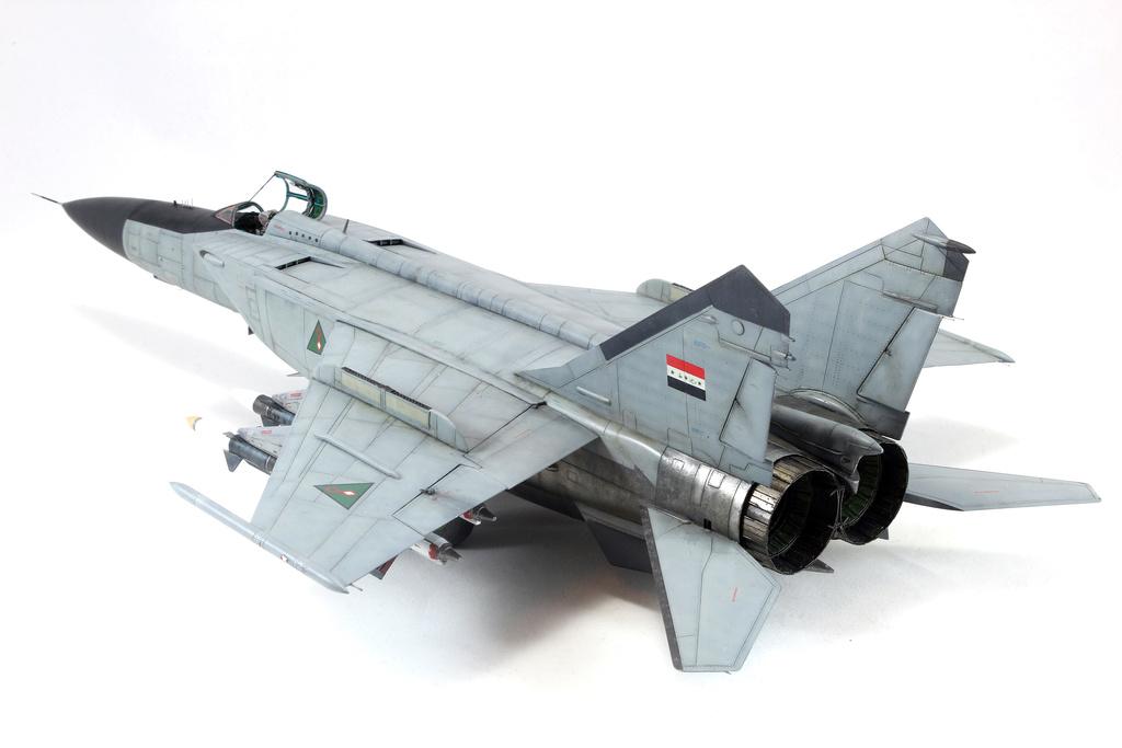 iraq - 1/48 Mig-25PDS Iraq - Terminé!! Img_2057