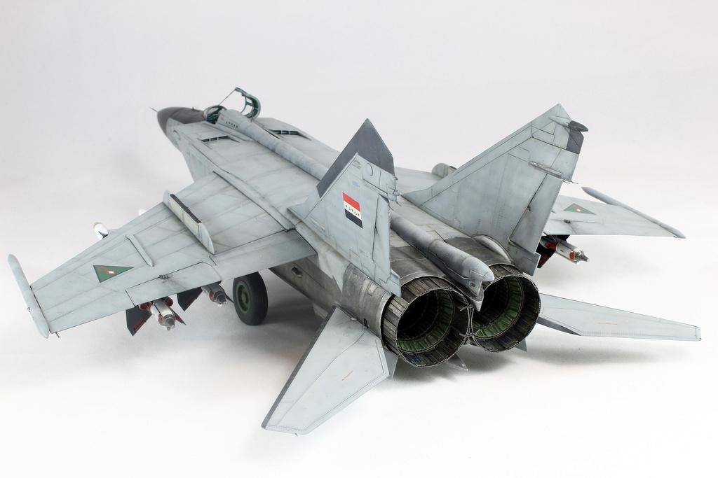 iraq - 1/48 Mig-25PDS Iraq - Terminé!! Img_2066
