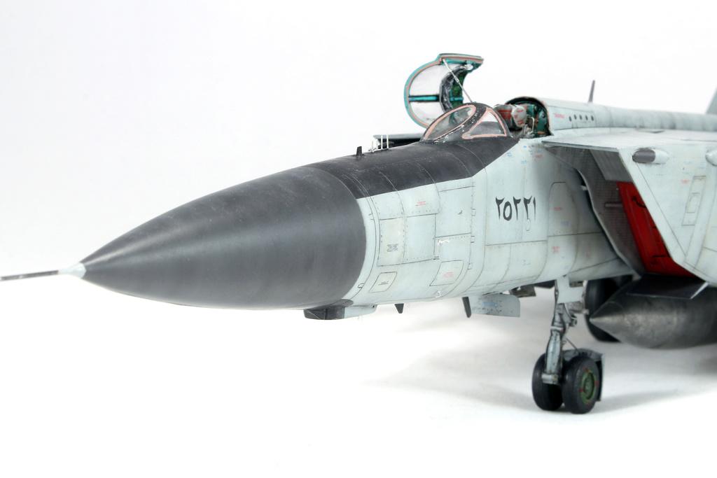 iraq - 1/48 Mig-25PDS Iraq - Terminé!! Img_2069