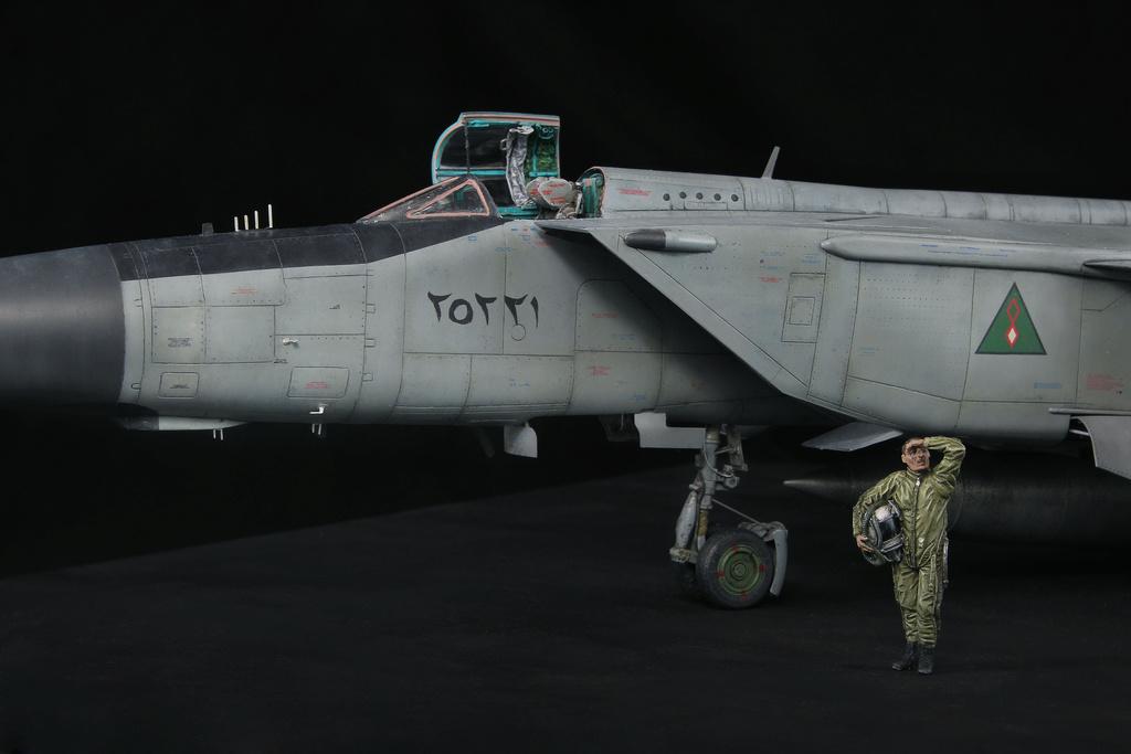 iraq - 1/48 Mig-25PDS Iraq - Terminé!! Img_2082