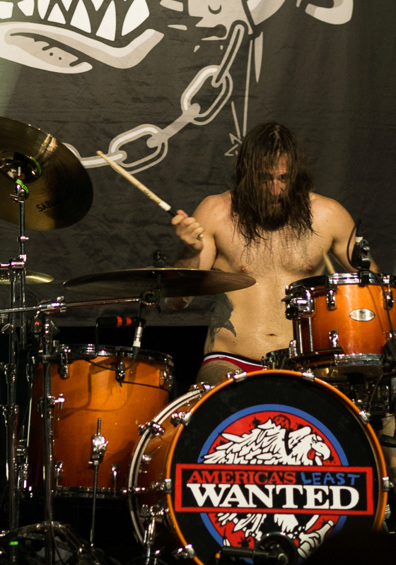 \m/ Concert au Bataclan ... Ugly Kid Joe   \m/ _ukj_410