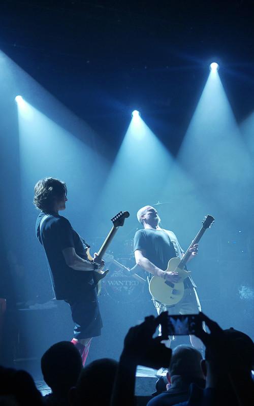 \m/ Concert au Bataclan ... Ugly Kid Joe   \m/ _ukj_510