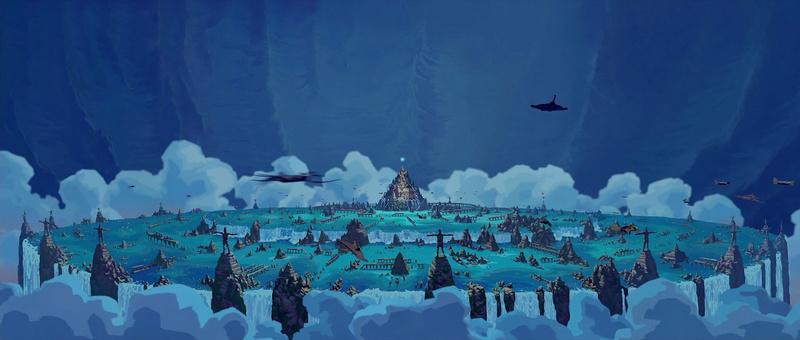 Atlantide, l'empire perdu Atlant11