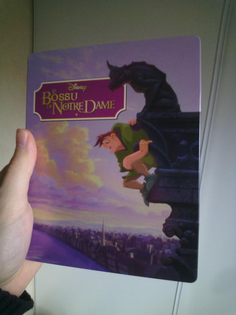 Les Blu-ray Disney en Steelbook [Débats / BD]  - Page 6 Img_2109