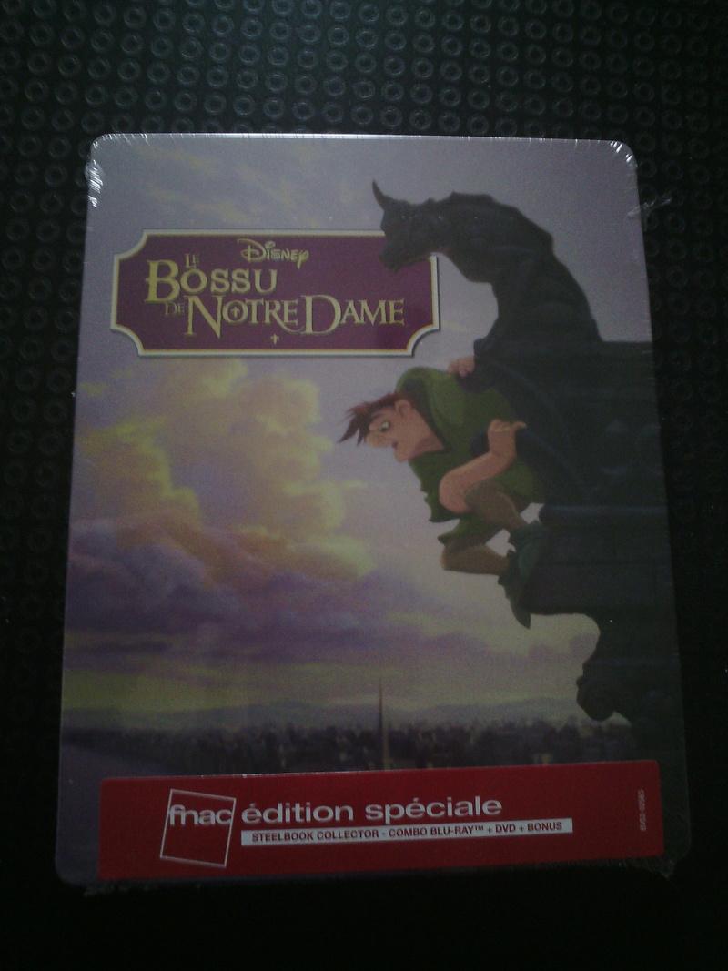 Les Blu-ray Disney en Steelbook [Débats / BD]  - Page 6 Img_2110