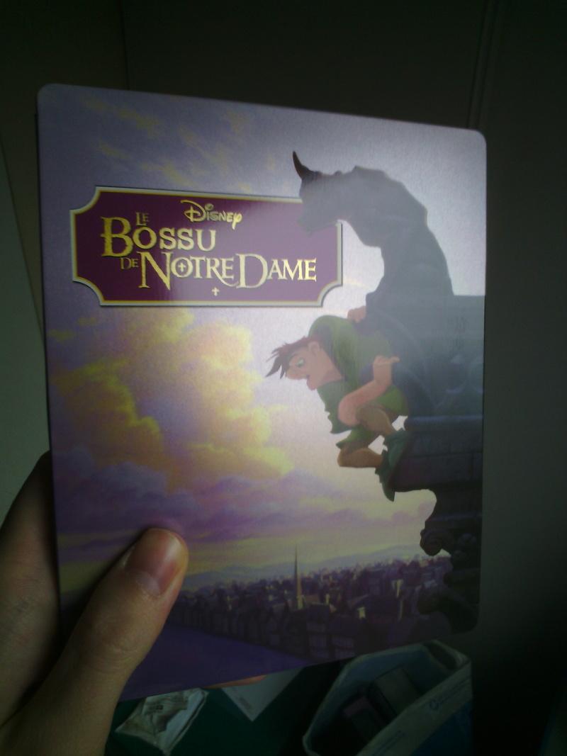Les Blu-ray Disney en Steelbook [Débats / BD]  - Page 6 Img_2112