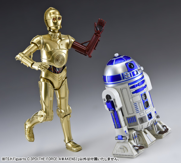 STAR WARS S.H.Figuarts - C-3PO - The Force Awakens 27dd5110