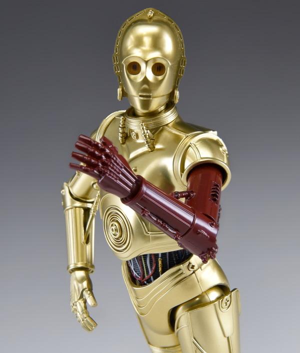 STAR WARS S.H.Figuarts - C-3PO - The Force Awakens 6c1f1f10