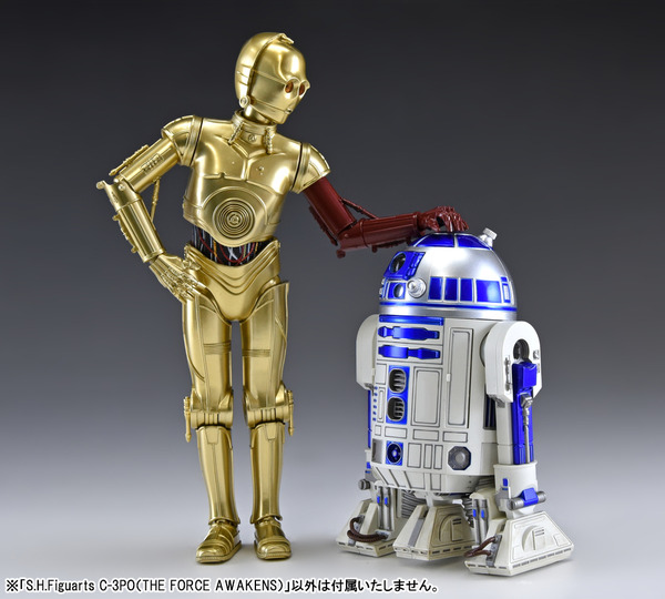 STAR WARS S.H.Figuarts - C-3PO - The Force Awakens 99684010