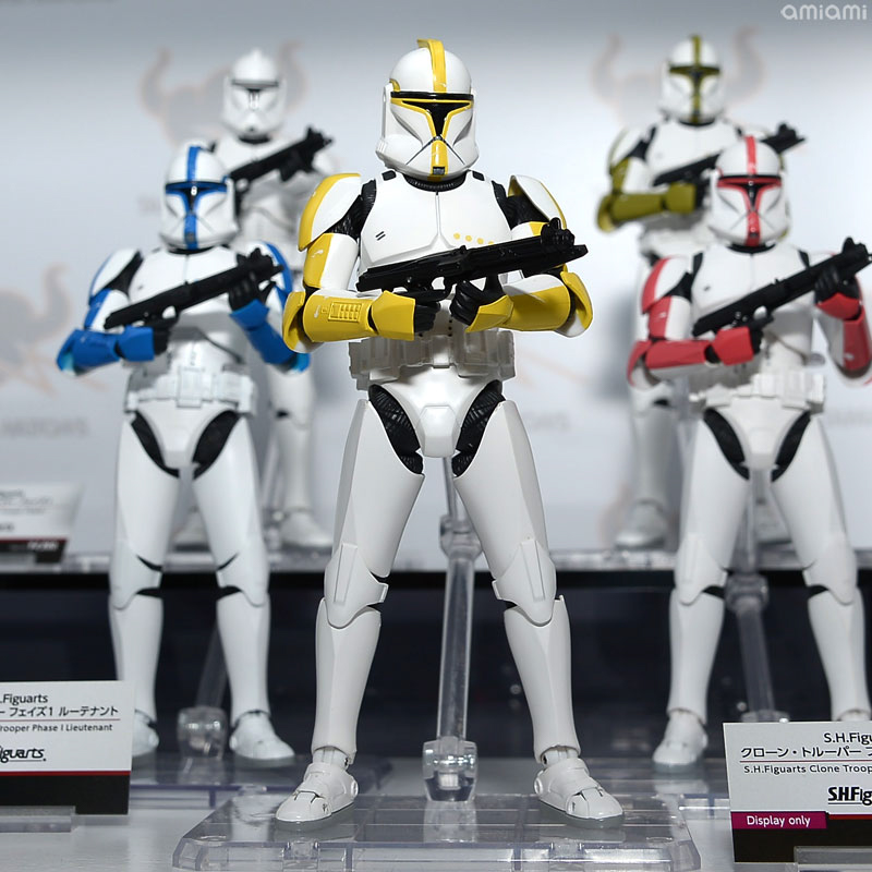 TAMASHII COMIC CON 2018 Clones10