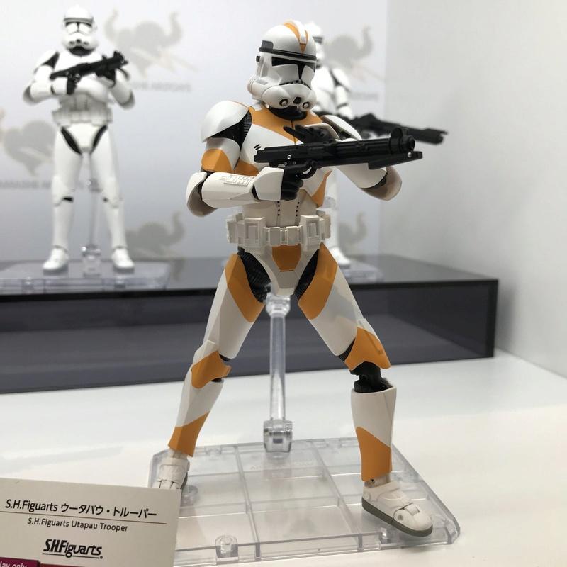 TAMASHII COMIC CON 2018 Cody110