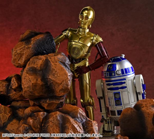 STAR WARS S.H.Figuarts - C-3PO - The Force Awakens E1435e12