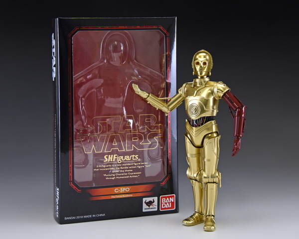 STAR WARS S.H.Figuarts - C-3PO - The Force Awakens F6a2a911