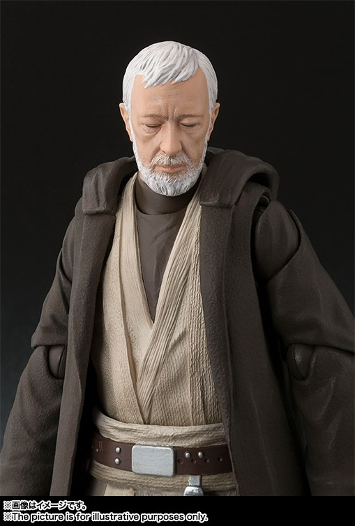 STAR WARS S.H.Figuarts - BEN KENOBI - A New Hope Image24