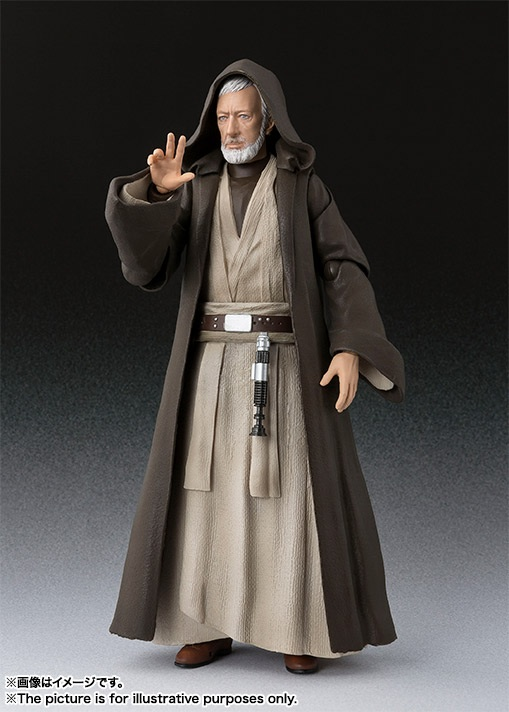 STAR WARS S.H.Figuarts - BEN KENOBI - A New Hope Image25