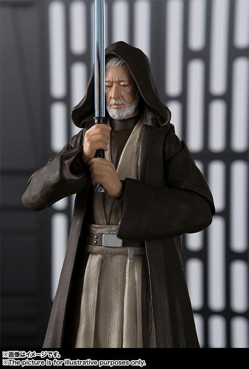 STAR WARS S.H.Figuarts - BEN KENOBI - A New Hope Image27