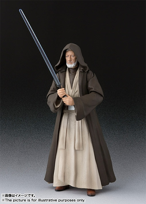 STAR WARS S.H.Figuarts - BEN KENOBI - A New Hope Image29