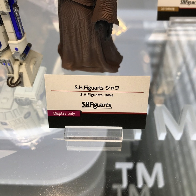 TAMASHII COMIC CON 2018 Jawa210