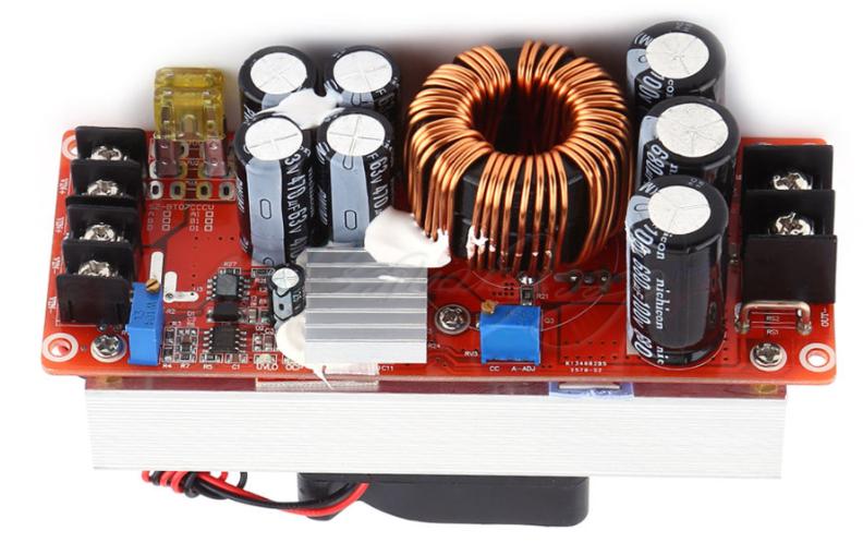 Convertisseur 10V-60V  12V-90V haut rendement Module10