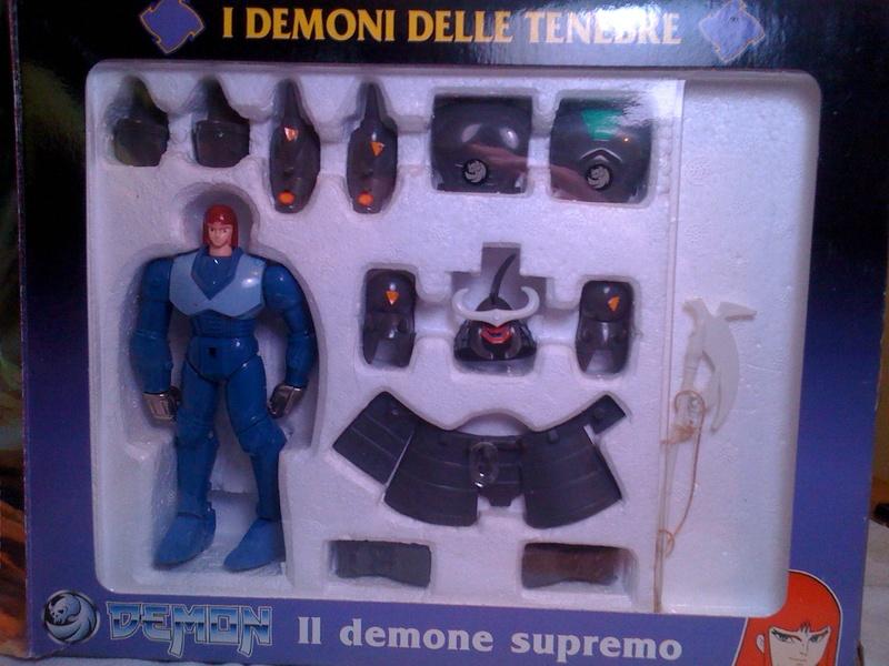 """Vendo - 5 Samurai """"Pugni D'acciaio"""" - Demon Immagi10"""