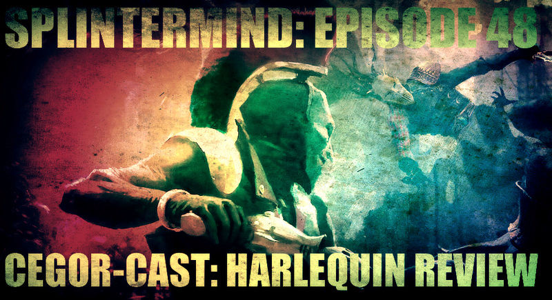 Episode 48: Harlequin Codex Review Cegorach-cast 40409210