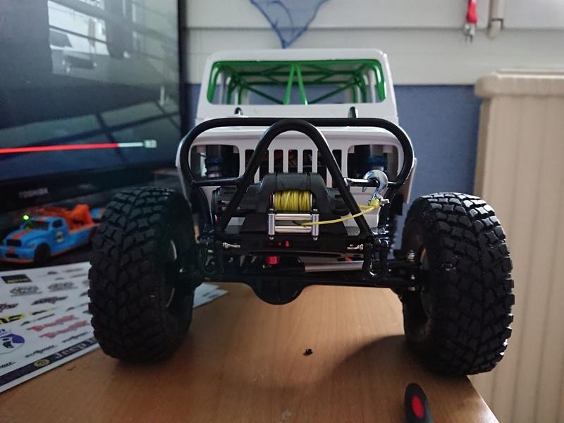 RC4WD Hybrid Jeep Wrangler YJ Xtrem  - Page 2 Dsc_0025