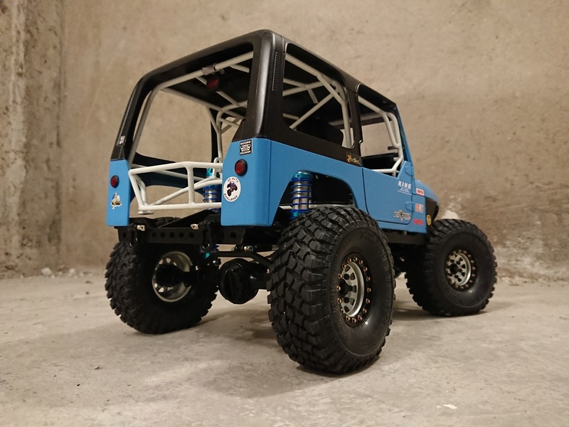 RC4WD Hybrid Jeep Wrangler YJ Xtrem  - Page 2 Dsc_0115