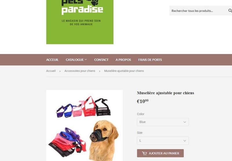 Information utile pour tout propriétaire de chiens! ;) Test110