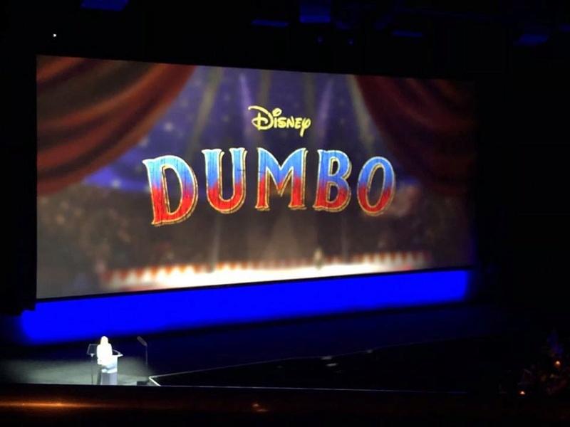 Dumbo [Disney - 2019] - Page 6 31189610