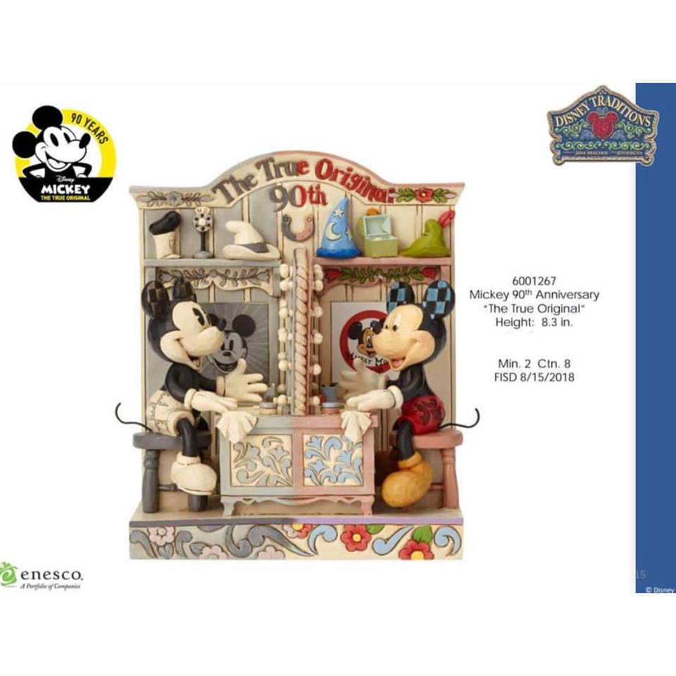 Disney Traditions by Jim Shore - Enesco (depuis 2006) - Page 40 33575110