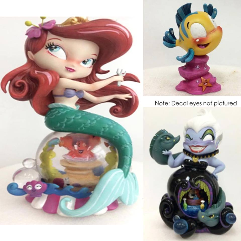 The World of Miss Mindy Presents Disney - Enesco (depuis 2017) - Page 2 33577610