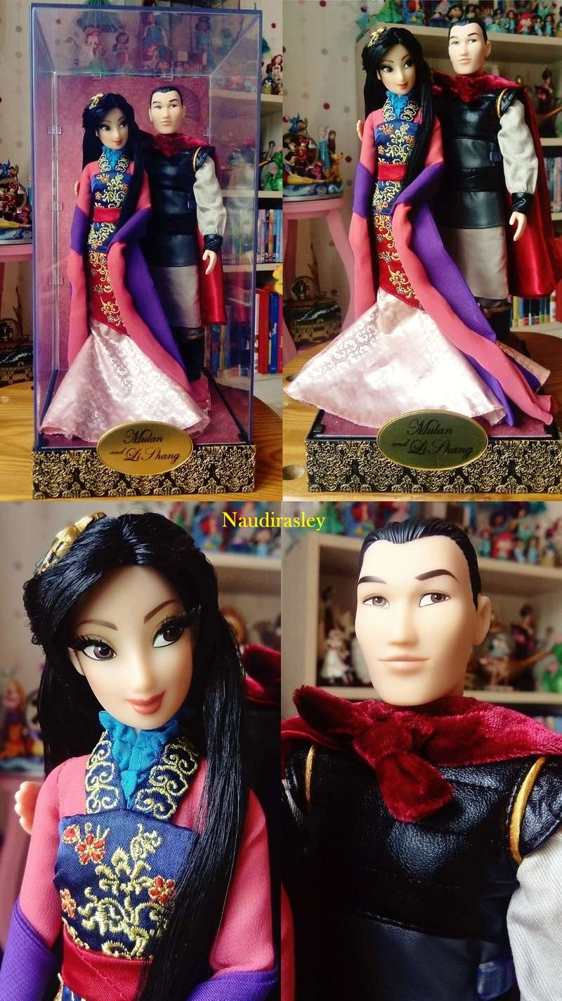 Disney Fairytale/Folktale/Pixar Designer Collection (depuis 2013) - Page 20 Dsc_0161