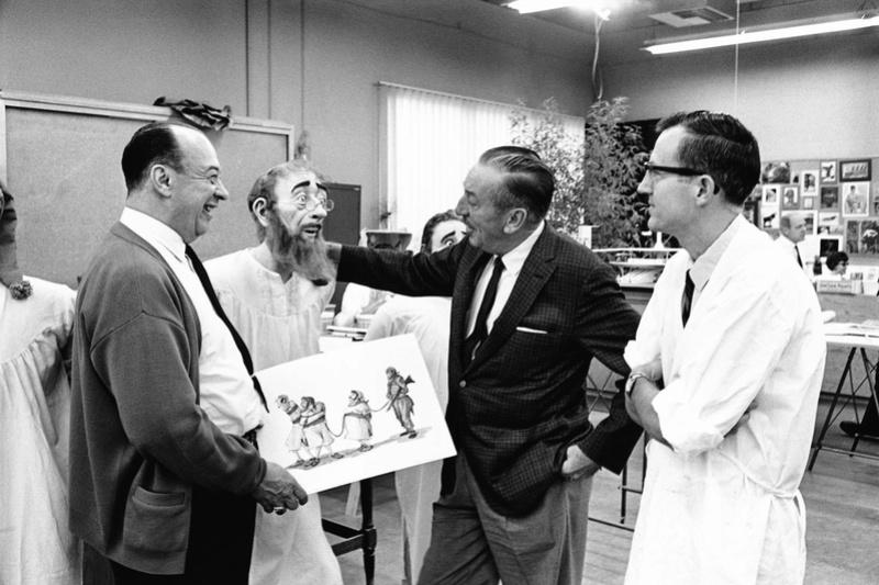 Artistes et Animateurs de Disney : Archives, anecdotes et actualités Potcau10