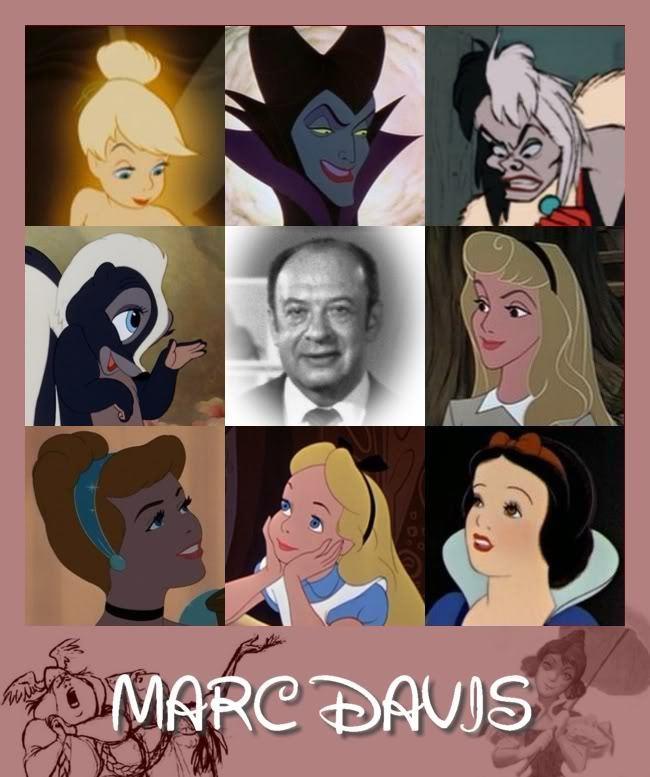 Artistes et Animateurs de Disney : Archives, anecdotes et actualités Walt-d10