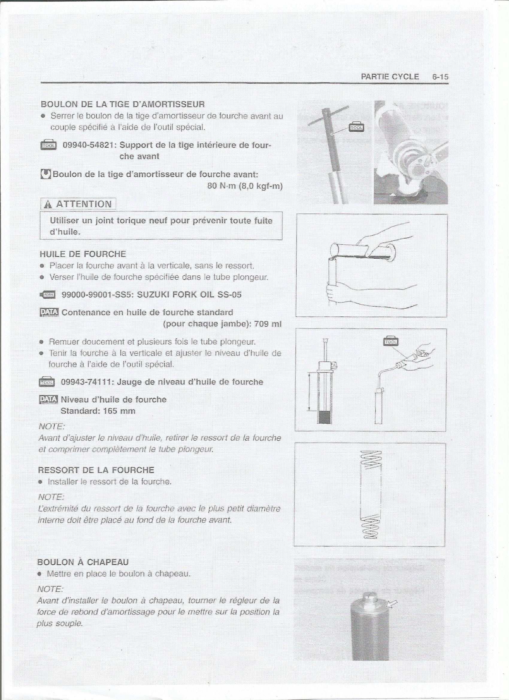 Drz400S et E (on n'est pas sectaire) - Page 2 Niveau11