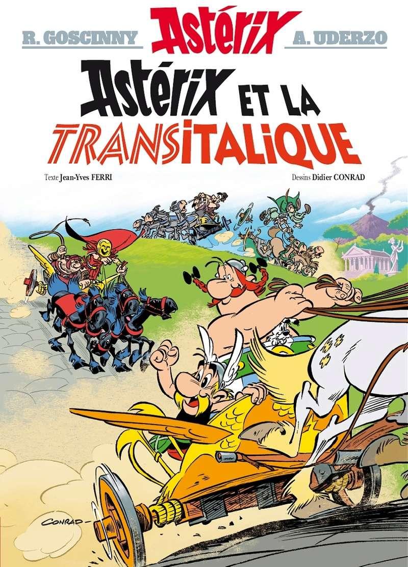 Un nouvel album d'Asterix pour le 19 octobre 2017 Asteri10