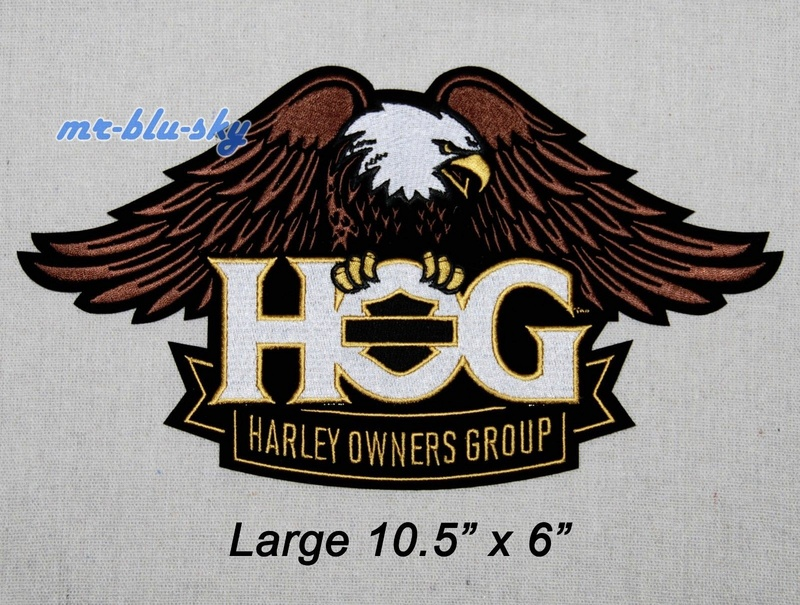 Nouveau grand patch HOG Large-10