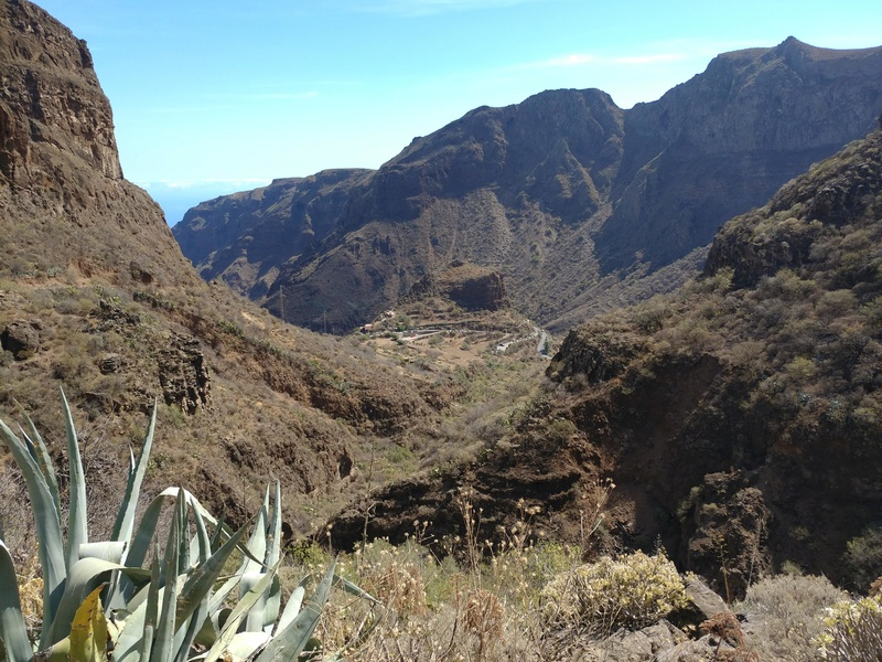 Canary Islands, Playa Del Ingles, Maspalomas  Barran15