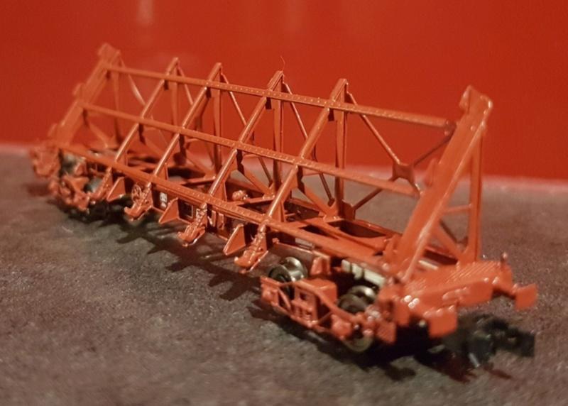 [TJ-Modeles] TJ-7555 - Plat à pupitre U51-6 (Kit) - Ech. N 20180125