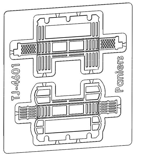 [TJ-Modeles] Grue Caillard - Echelle N Platin10