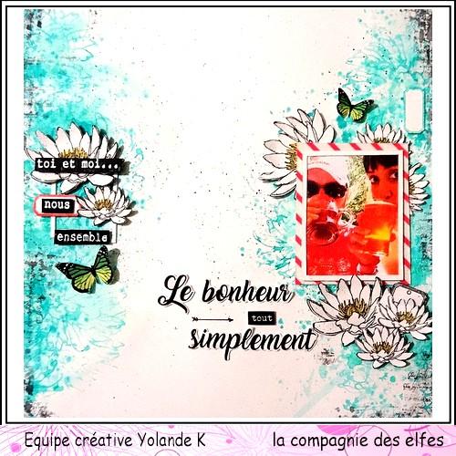 pages scrapbooking. Cie_de11