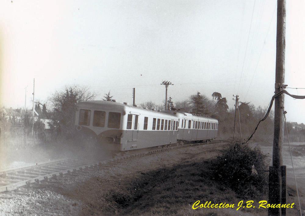 2 P.k.16.9 (ancien tracé) 1961/69 Contournement de Colomiers 10_img10